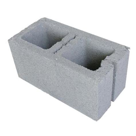 16 in x 8 in x 12 in concrete block 30163117 the home depot