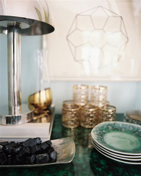 mixing silver and gold home decor gold decor photos design ideas remodel and decor lonny