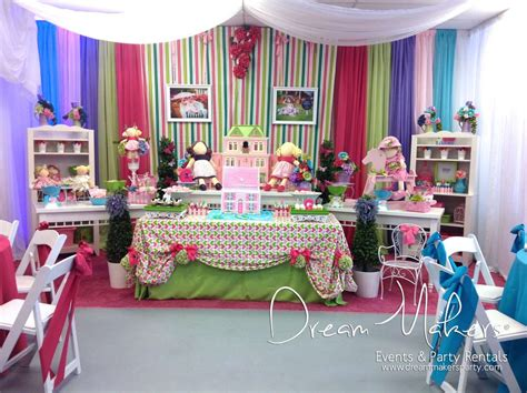themes in a doll house dollhouse birthday party ideas photo 1 of 41 catch my party