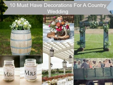 1159 best rustic wedding decorations images on
