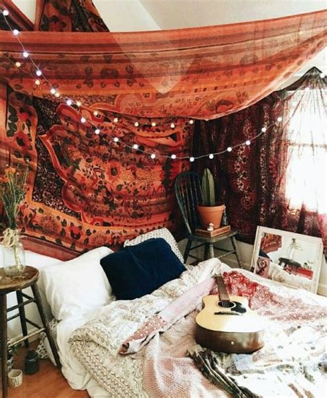 how to give gypsy look to bedroom decor royal furnish