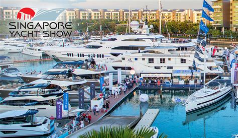 singapore yacht club boats for sale 3 weeks to go asia s biggest show singapore yacht show