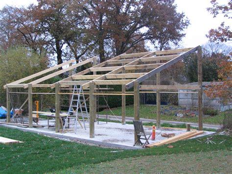Construire Garage En Bois by Comment Construire Garage En Bois La R 233 Ponse Est Sur