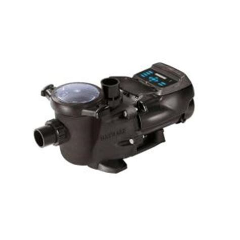 hayward ecostar 3 hp variable speed vacuum release pool