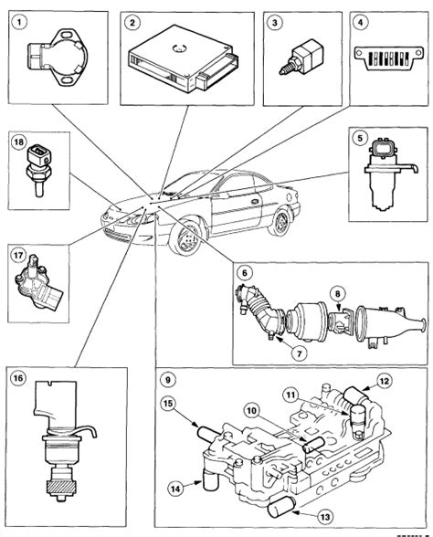 ford zx2 automatic transmission diagram 39 wiring diagram images wiring diagrams