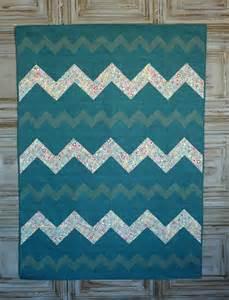 zigzagged quilt pattern empty bobbin sewing studio