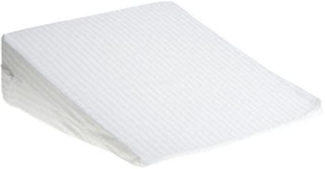 sleep better bed wedge pillow wedge pillow for acid reflux