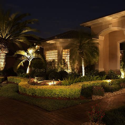 Landscape Lighting Design by Beautiful Color Ideas Landscape Design Lighting For