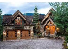 mountain lodge style home home is where the