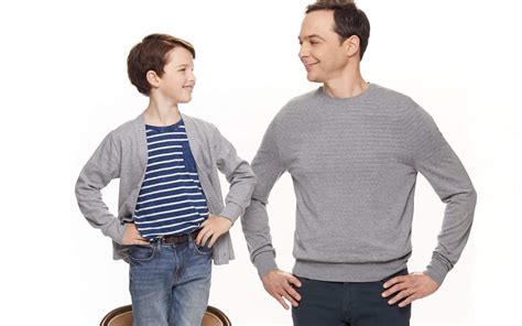 george cooper jr actor young sheldon not too annoying not a brat get to know young sheldon