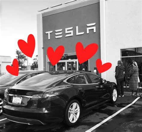 Tesla Burlingame Laurel Drive Test D Une Tesla