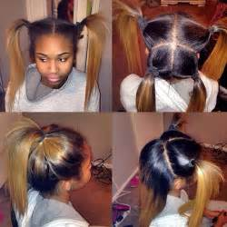 pictures of sew in hairstyles with 12 inch weave 431 best images about hair on pinterest