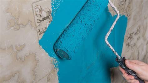 Peinture Sur Papier by Peindre Sur Du Papier Peint Techniques Astuces Et