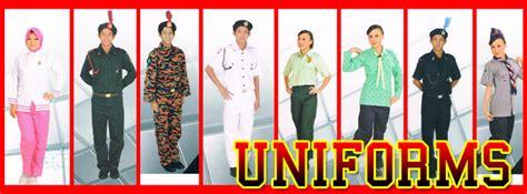 Baju Kadet Remaja Sekolah Rendah pakaian berseragam sekolah rendah sekolah menengah kilangcetak