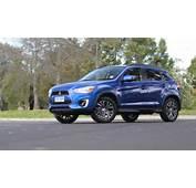 2015 Mitsubishi ASX LS Petrol CVT 2WD Review  Getting On But Good