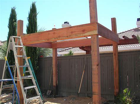 how to build a cabana how tos diy
