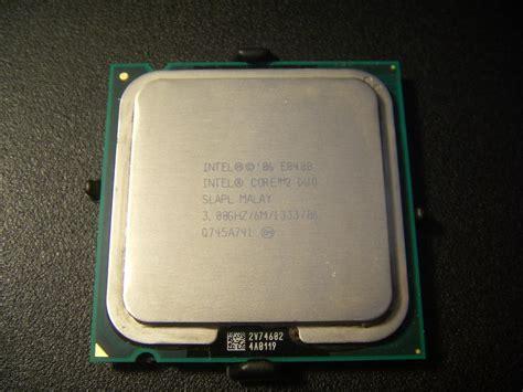 Intel 2 Duo Processor E8400 Fan 6m Cache 3 0 Ghz 1333 Fsb sold lga775 intel pentium dual e5200 2 5ghz core2duo e8400 3ghz