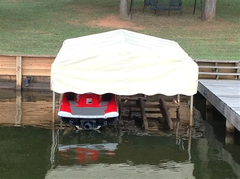 vibo boat lift canopy covers covertuff replacement canopy lift covers boat lovers direct