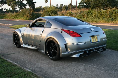 How Much Does A Nissan 350z Cost by Sub Zero 220 2003 Nissan 350z Specs Photos Modification
