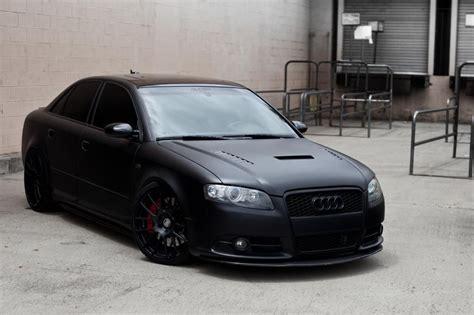 audi a4 matte black matte black audi s4 the exact car i plan on building cept