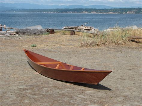 small wooden boat pin cajun pirogue wooden boat kit and plans on pinterest