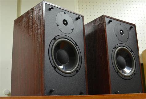 psb century 300i bookshelf speakers made in