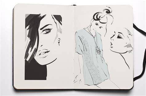 fashion sketchbook fashion sketchbook illustrations matt richards illustration