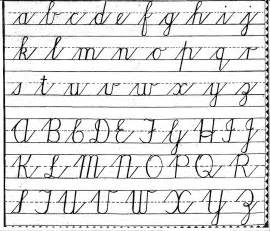 s 2 cents cursive handwriting and my ocd