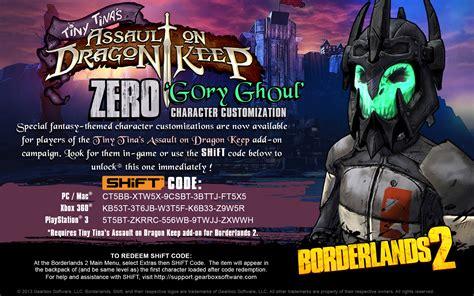 borderlands the pre sequel shift codes gamesradar b2shiftcodes3 gameranx