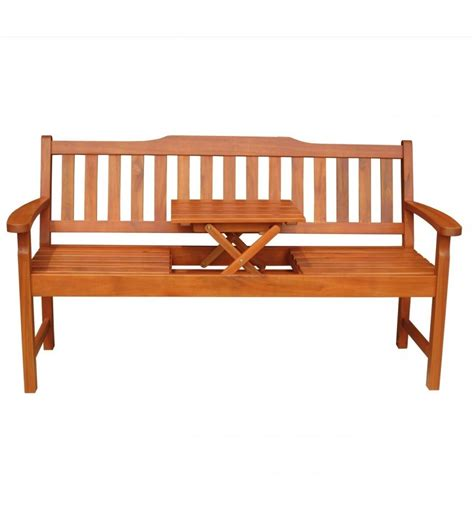 3 seater bench 3 seater garden bench with tray wood you furniture
