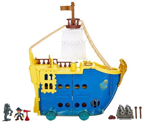 barco pirata jake barco jake e os piratas poderoso colosso fisher price r