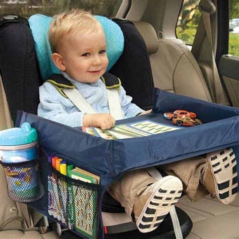 child seat with tray car seat tray for babies top gadgets