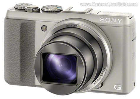 Kamera Sony Cyber Dsc Hx50v sony cyber dsc hx50v dsc hx50 pdf user