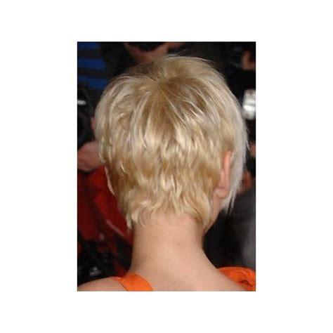sarah harding bob hairstyle back view sarah harding short hairstyle back hair pinterest