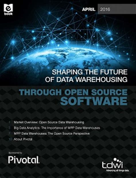 the future of intelligence books tdwi e book shaping the future of data warehousing