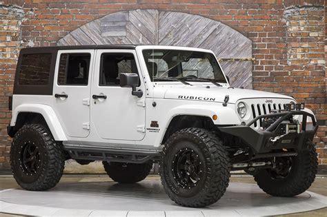 2015 Jeep Unlimited Rubicon 2015 Jeep Wrangler Unlimited Rubicon Automatic