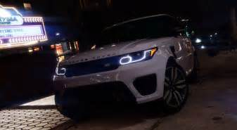 range rover svr engine range rover sport svr 2016 animated templated add on
