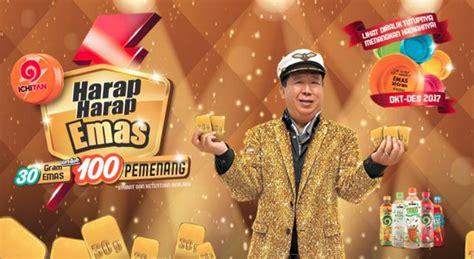 Teh Ichitan Indo harap harap emas