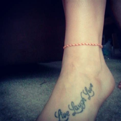 live laugh love wrist tattoos 66 best tats images on ideas small