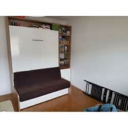 lit escamotable avec canap 233 int 233 gr 233 2 201 tag 232 res achat