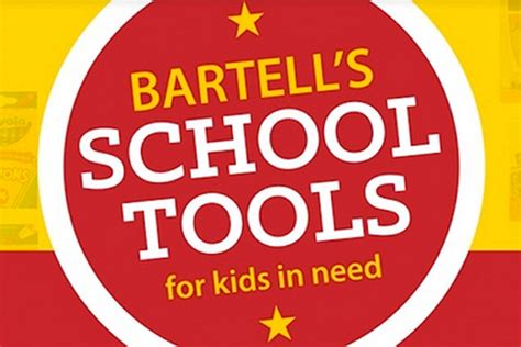 Bartell Drugs 3 Day Detox by Bartell Drugs Promotes School Tools Donation Drive Kent
