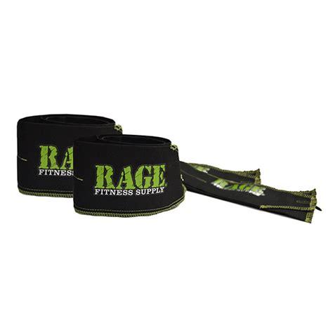 Rage Wrist Rage Fitness Wrist Wraps