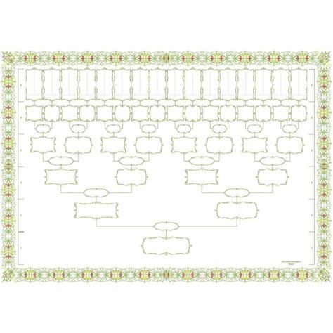 printable family tree chart blank blank family tree chart 6 generations printable empty to