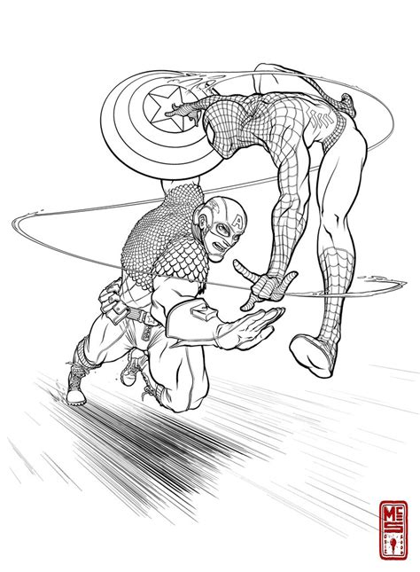 spider man electro coloring pages