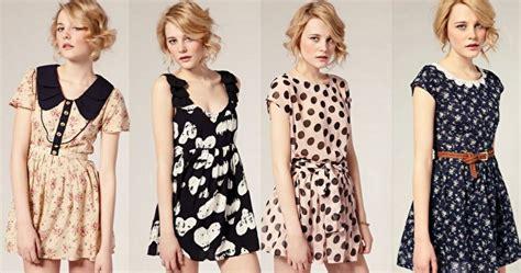 imagenes de estilo retro vestidos de moda estilo vintage 6