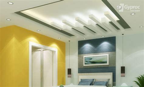 Gyproc False Ceiling Design by False Ceiling Designs For Bedroom Gobain Gyproc India