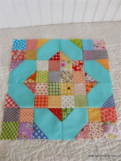 Scrappy Quilt Blocks by Scrap Quilt Blocks A Quilting A Quilt
