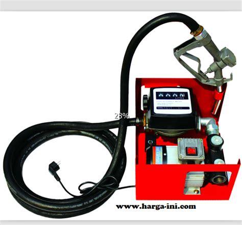 Termurah Senter Pompa daftar harga jual pompa bensin mini portable harga terbaru