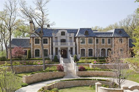Pictures Of Formal Dining Rooms 5 995 Million Art Noveau Style Mansion In Tulsa Ok