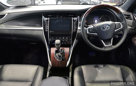harrier lexus interior new toyota harrier 2014 page 21 serayamotor com